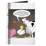 Farm Animal Menu Issues Journal