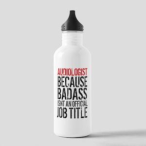 Audiologist Badass Stainless Water Bottle 1.0L