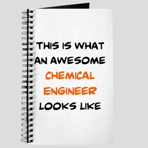 awesome chemical engineer Journal