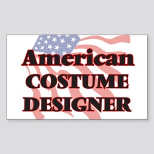 American Costume Designer Sticker