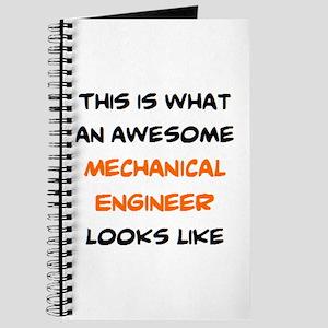 awesome mechanical engineer Journal
