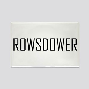 Rowsdower Rectangle Magnet