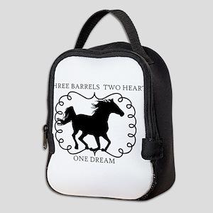 Barrel Racing Neoprene Lunch Bag