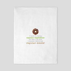 Organic Donuts - Twin Duvet