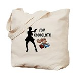My Chocolate Tote Bag