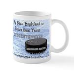 Hockey Book Boyfriend Mug Mugs