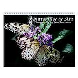 Butterfly Wall Calendars