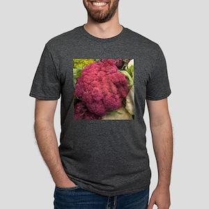 IMG_9303 ppurple cauliflower in grouo T-Shirt