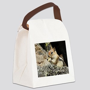 """""""The GREETER"""" Canvas Lunch Bag"""