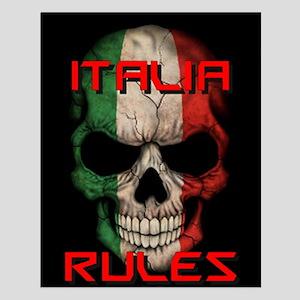 Italia Rules Posters