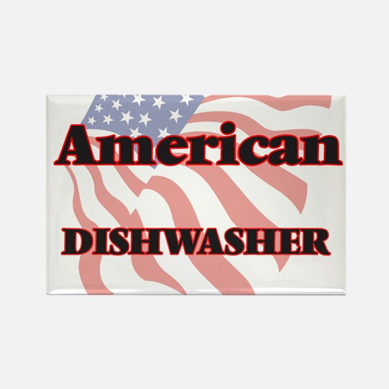 American Dishwasher Magnets