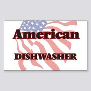 American Dishwasher Sticker