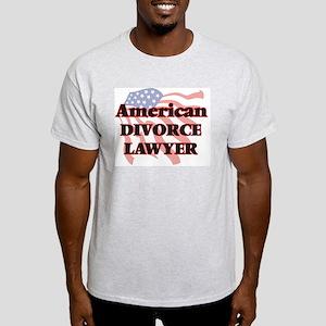 American Divorce Lawyer T-Shirt