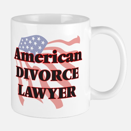 American Divorce Lawyer Mugs