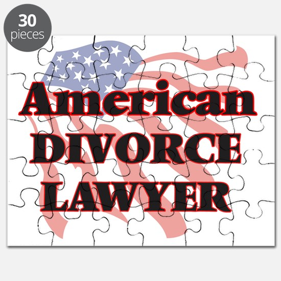 American Divorce Lawyer Puzzle