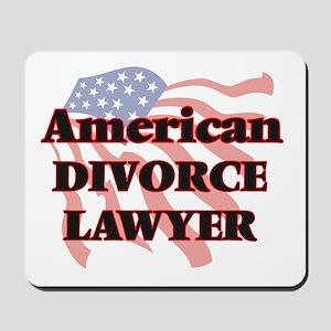 American Divorce Lawyer Mousepad
