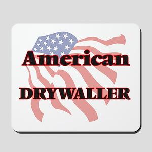 American Drywaller Mousepad