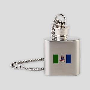 Yukon Flask Necklace