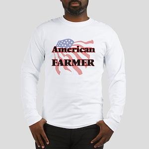 American Farmer Long Sleeve T-Shirt