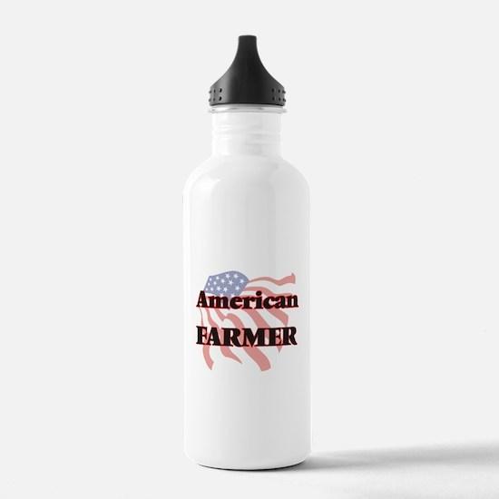 American Farmer Water Bottle