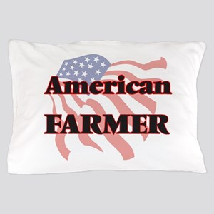 American Farmer Pillow Case