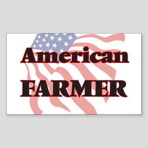 American Farmer Sticker