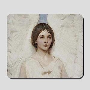Angel 1887 By Albert Handerson Mousepad