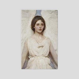 Angel 1887 By Albert Handerson Area Rug