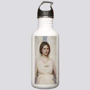 Angel 1887 By Albert Handerson Water Bottle