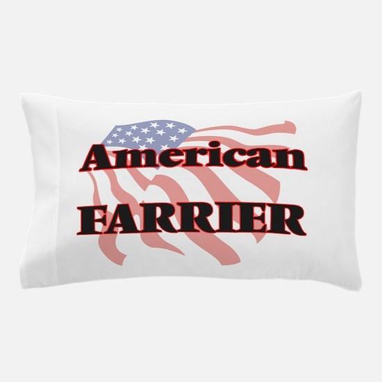 American Farrier Pillow Case