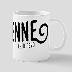 Cheyenne Wyoming Mug