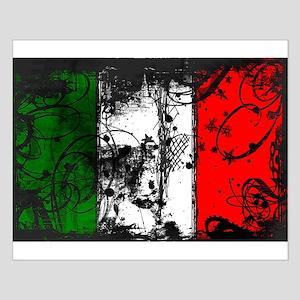 Decorative Italian Flag Posters