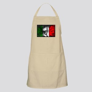 Decorative Italian Flag Apron