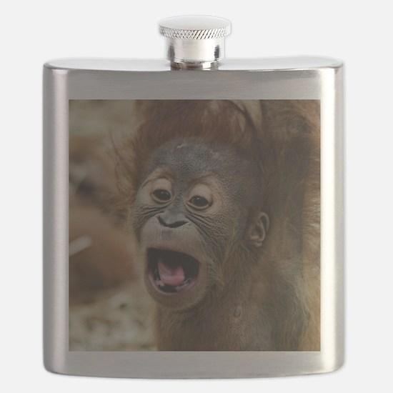 Cheerful Flask