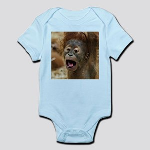 Lovely Orang Baby Body Suit