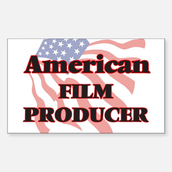 American Film Producer Decal