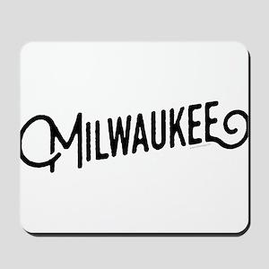 Milwaukee Wisconsin Mousepad