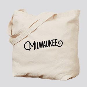 Milwaukee Wisconsin Tote Bag