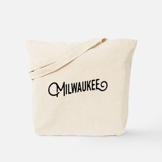 Milwaukee Wisconsin Tote Bag