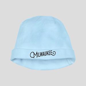 Milwaukee Wisconsin baby hat