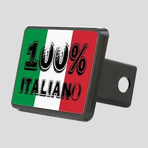 100% Italiano Hitch Cover