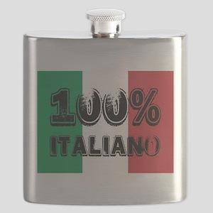 100% Italiano Flask