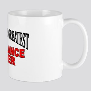 """The World's Greatest Ambulance Driver"" Mug"