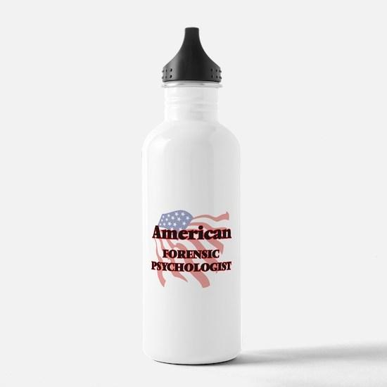 American Forensic Psyc Water Bottle