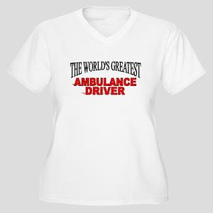 """The World's Greatest Ambulance Driver"" Women's Pl"