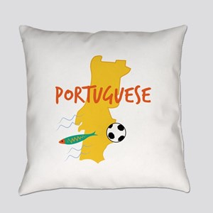 Portuguese Everyday Pillow