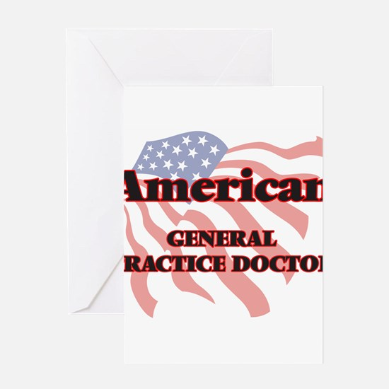 American General Practice Doctor Greeting Cards
