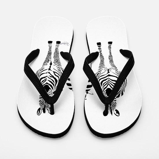 Unique Animal Flip Flops