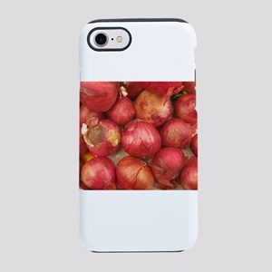 bunch of red onions iPhone 8/7 Tough Case