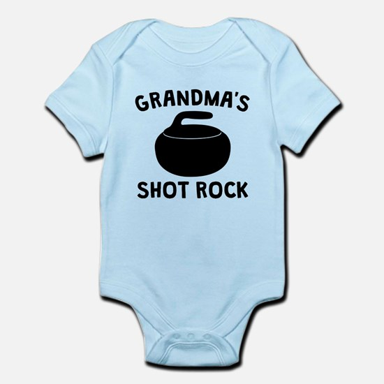 Grandmas Shot Rock Body Suit